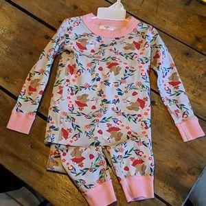 Hanna Andersson Toddler Pajamas